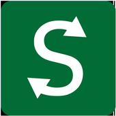 StatusSync 一鍵分享 icon