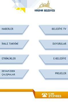 Mobil Kırşehir Belediyesi poster