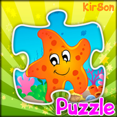Jigsaw Puzzle for Kids & baby icon