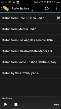Kirtan Radio 24 x 7 poster