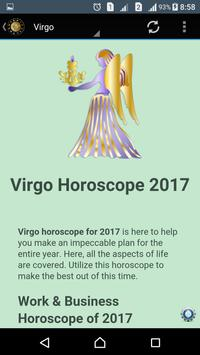 Horoscope 2017 screenshot 2