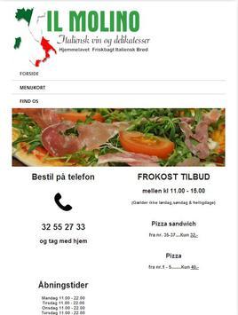 il Molino Pizzaria - Amager apk screenshot