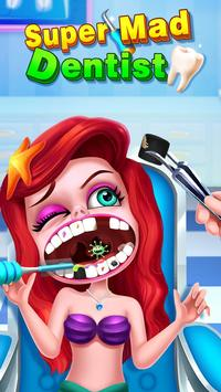 Super Mad Dentist poster
