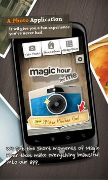 Magic Hour Free - Photo Editor poster