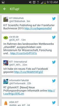 KITup screenshot 3