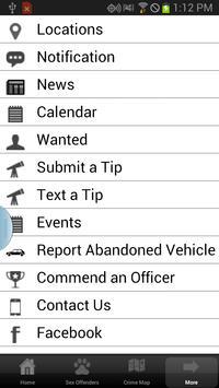 Wilmington Police Department apk screenshot