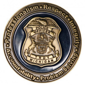 Troy Police Department icon
