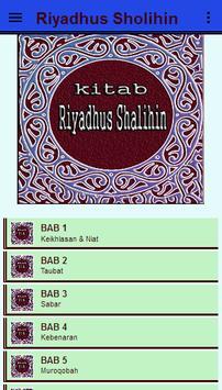 riyadhus shalihin book poster