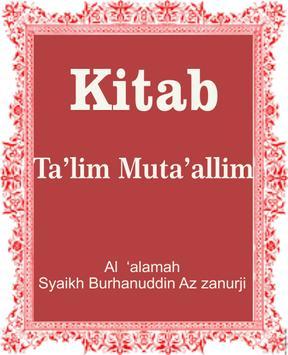 Terjemahan Kitab Ta'lim Muta'allim poster