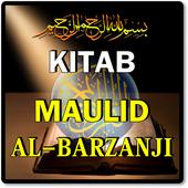 KITAB MAULID AL - BARZANJI TERLENGKAP icon