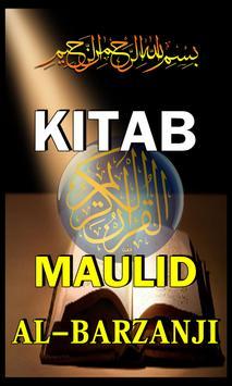 KITAB MAULID AL - BARZANJI TERLENGKAP poster
