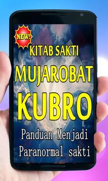Kitab Sakti MUJAROBAT QUBRO Lengkap poster
