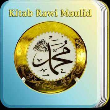 "Kitab Rawi Maulid ""Lengkap"" poster"