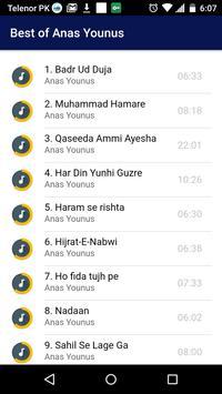 Best of Anas younus Offline screenshot 1
