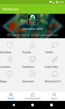 MomoCon apk screenshot