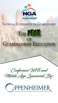National Guardianship Assn. poster