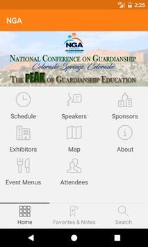 National Guardianship Assn. apk screenshot