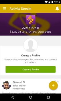 AZMY POA poster