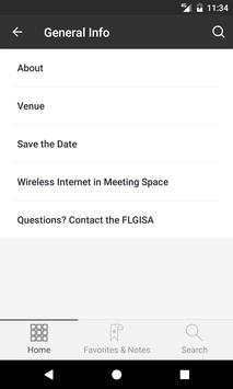 FLGISA screenshot 2