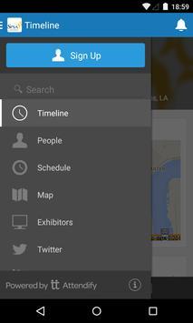 SPSA 2015 Program Guide apk screenshot