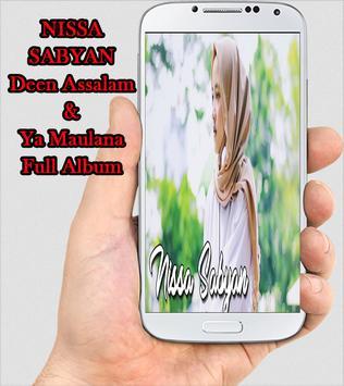 DEEN ASSALAM & YA MAULANA (Nissa Sabyan) screenshot 3