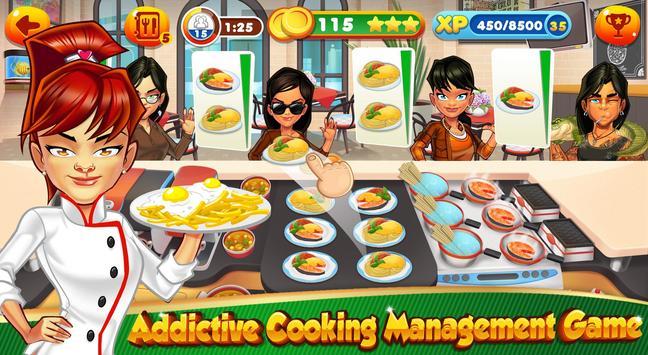 厨房烹饪比赛热潮餐厅食物厨师 海报