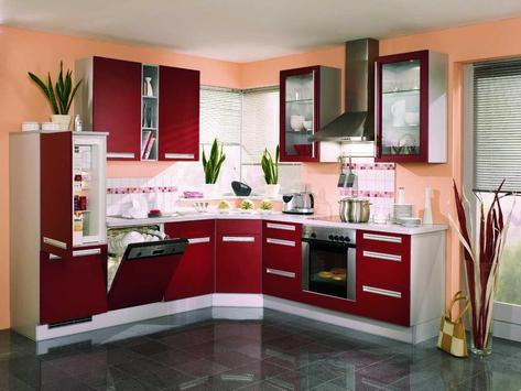 Kitchen Cabinet Design Ideas screenshot 2