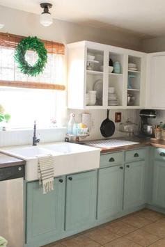 Kitchen Cabinet Design Ideas screenshot 3