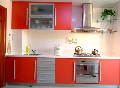 kitchen cabinet designs poster