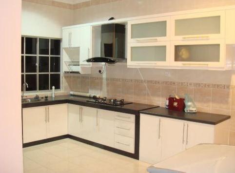 kitchen cabinet designs screenshot 1