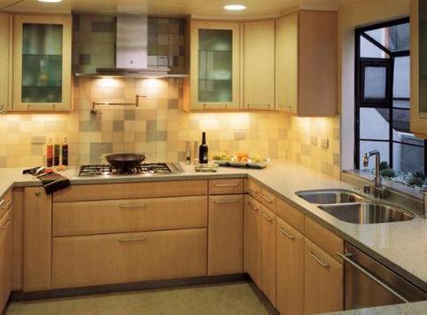kitchen cabinet designs screenshot 4