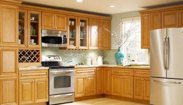 Kitchen Cabinets Hd Wallpaper For Android Apk Download