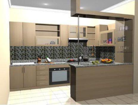 Kitchen Cabinets Idea poster