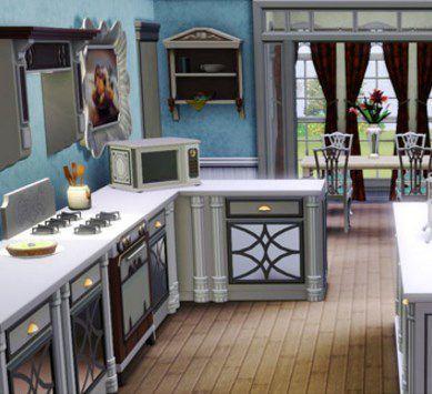 Kitchen Cabinets Idea screenshot 10