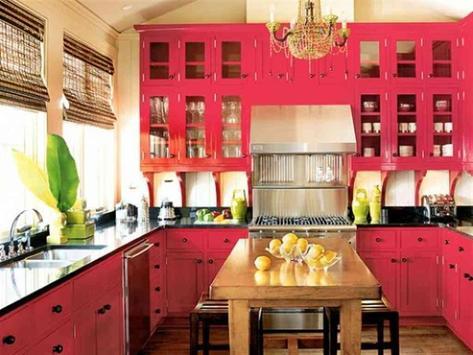 Kitchen Interior Design screenshot 5