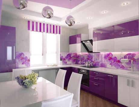 Kitchen Interior Design screenshot 1