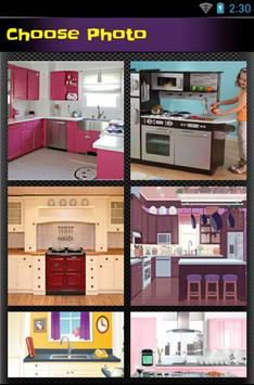 Kitchen Puzzle for Girls FREE poster