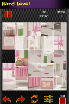 Kitchen Puzzle for Girls FREE apk screenshot