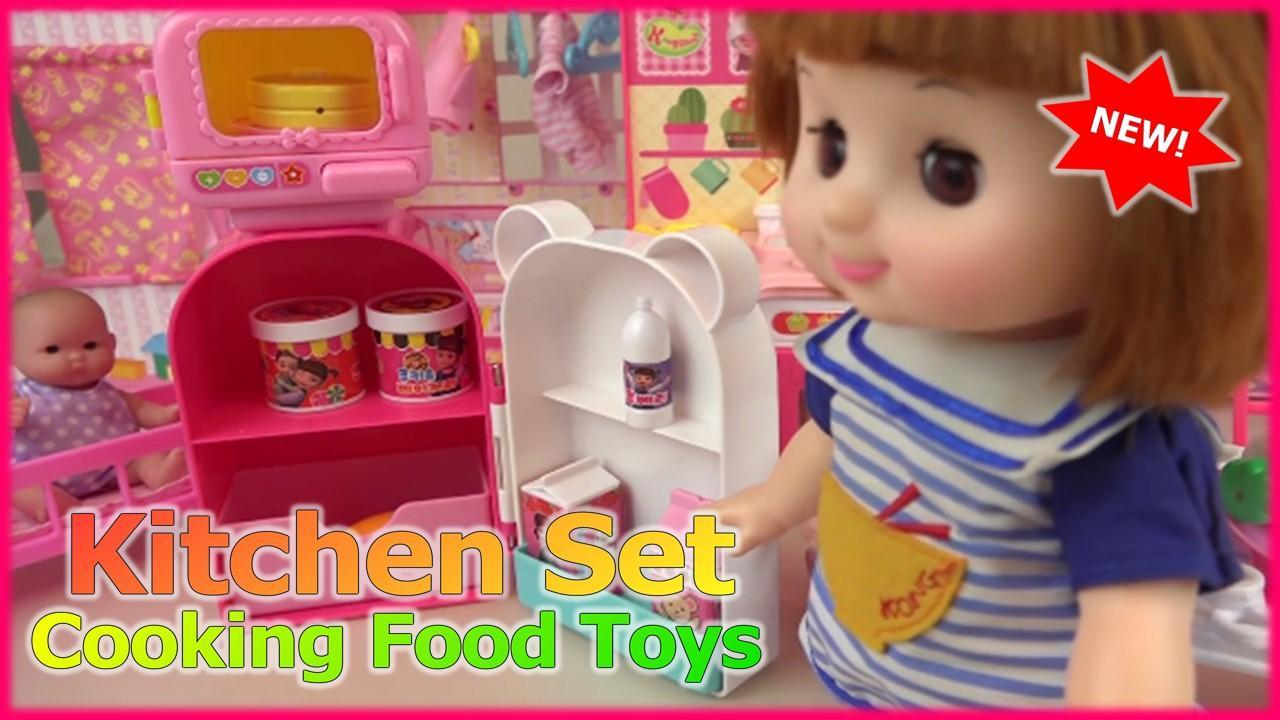 Kitchen Set Cooking Food Toys For Android Apk Download