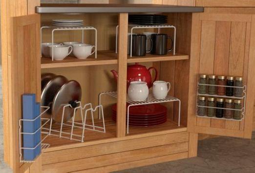 Kitchen Storage Designs apk screenshot