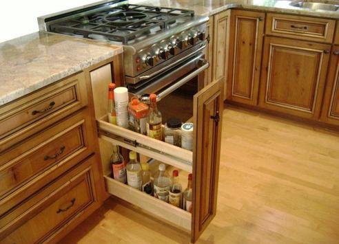 Kitchen Storage Designs poster