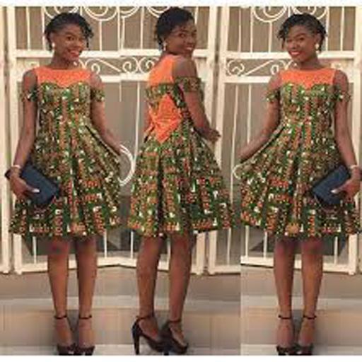 Kitenge Fashion Short Dresses For Android Apk Download