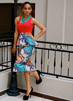Kitenge Fashion Designs Pictures poster