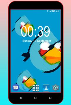 Angry Wallpapers Love Birds HD for Android - APK Download