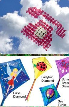 kites Unique ideas poster