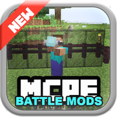 Battle MODS For MCPE icon