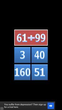 Math Made Easy - Free Now apk screenshot