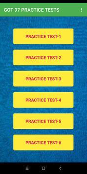 DEPARTMENTAL TESTS screenshot 4