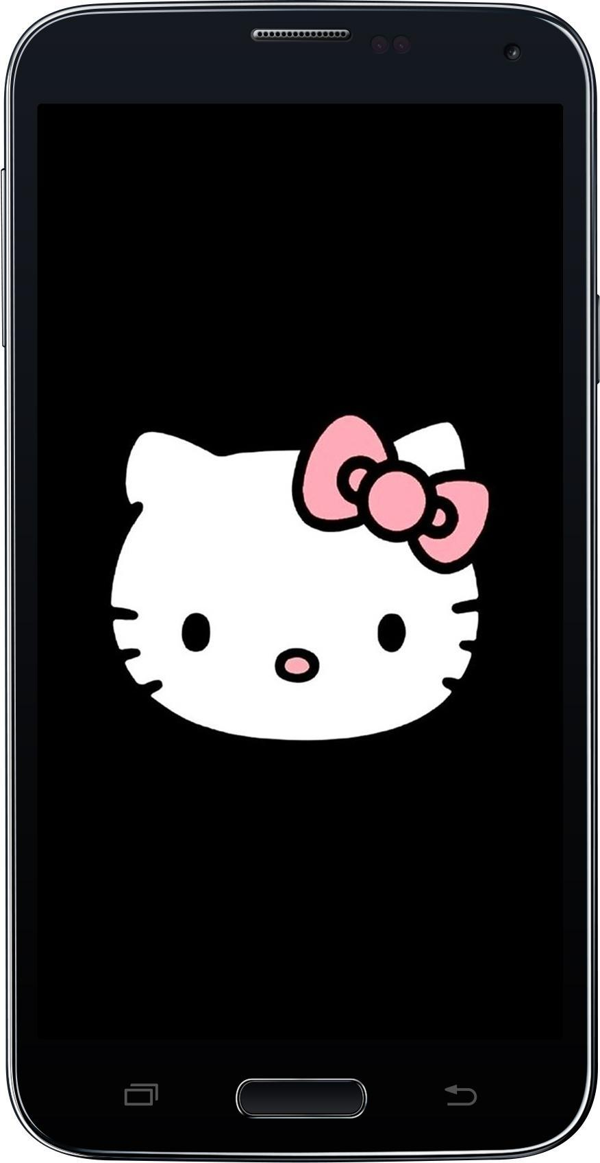 Indah Lucu Kitty Pink Wallpaper For Android APK Download