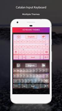 Catalan Input Keyboard poster